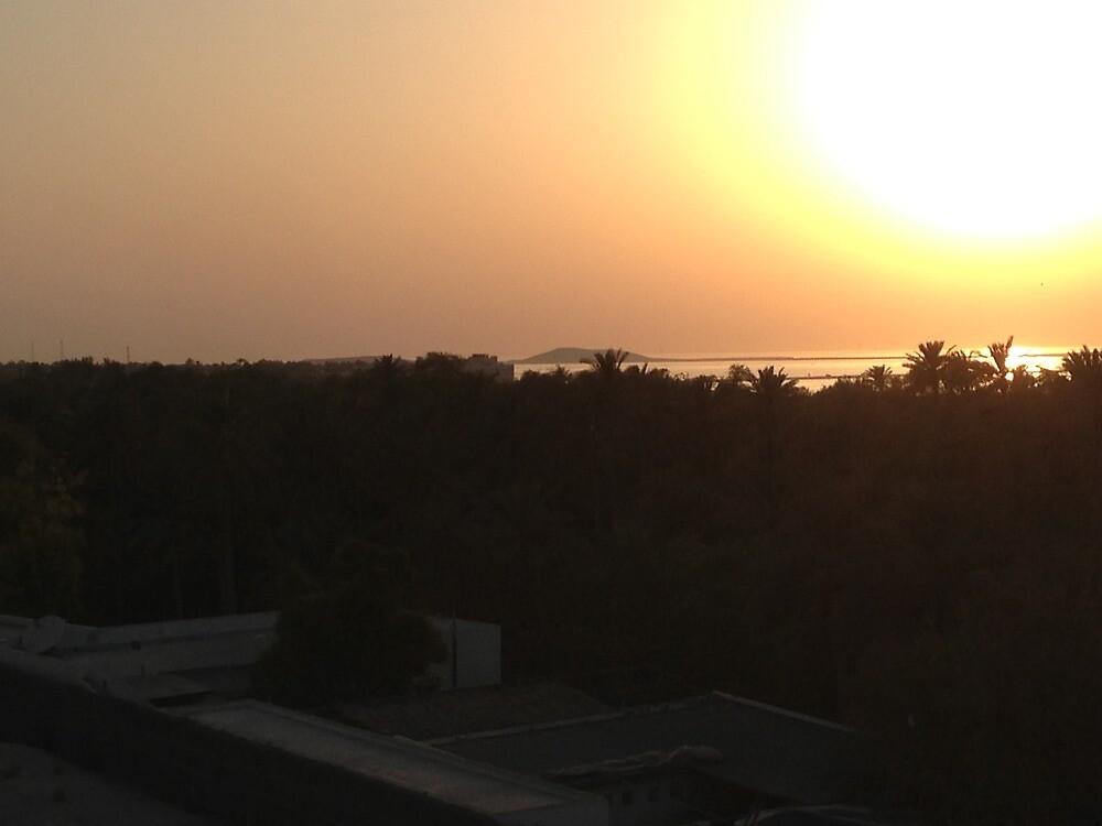 Fort Bahrain by namdoog12