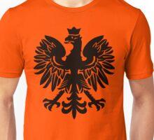 Polish Flag Eagle Unisex T-Shirt