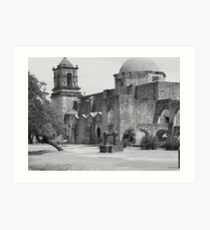 Mission San Jose Art Print