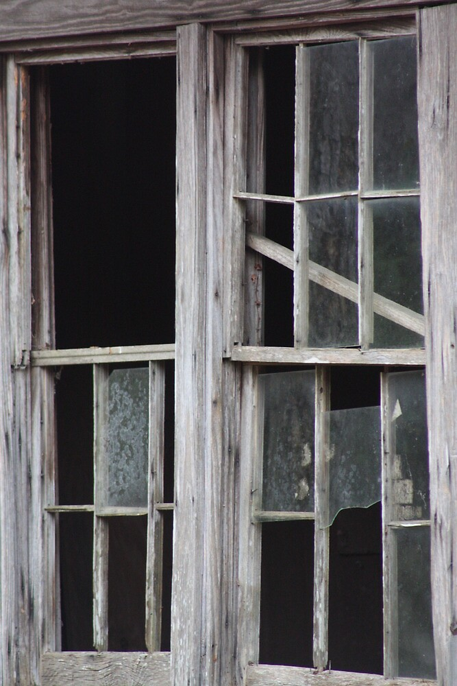 Country window by wingsonafield