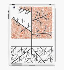 Orange OC-Baum iPad-Hülle & Skin