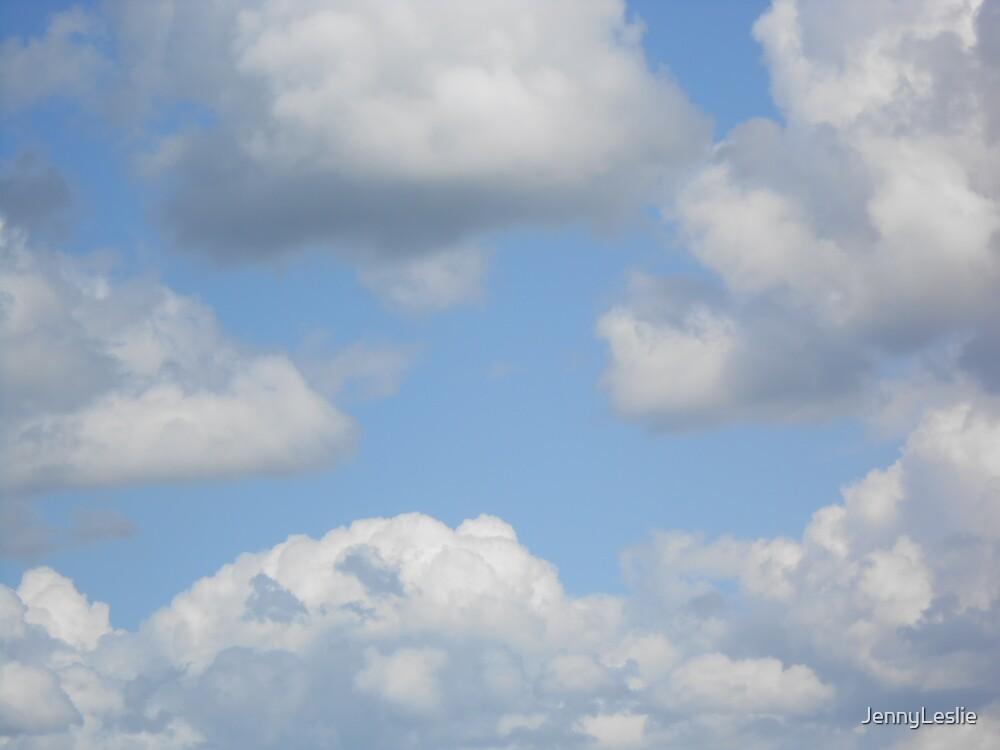 Yorkshire sky by JennyLeslie