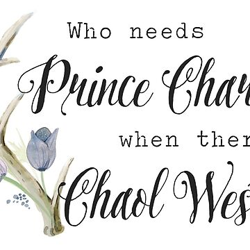 ToG Chaol Westfall by xPaperhearted