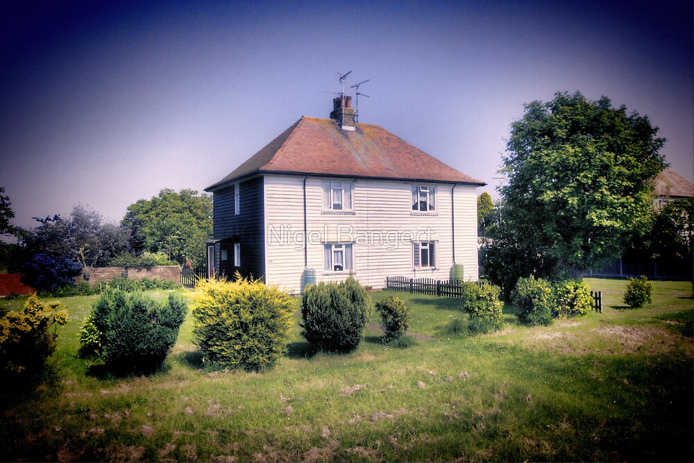 Traditional Essex House by Nigel Bangert