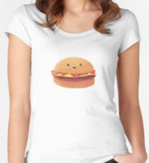 Burger Buddy Women's Fitted Scoop T-Shirt