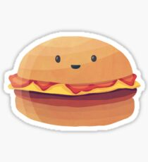 Burger Buddy Sticker