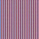 Ooh la la the French flag by bywhacky