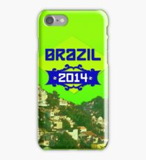 FIFA World Cup Brazil 2014 iPhone Case/Skin