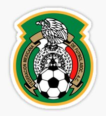 Mexico Soccer Sticker