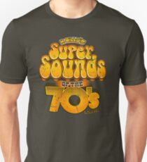 K Billy's Super Sounds of the 70s T-Shirt