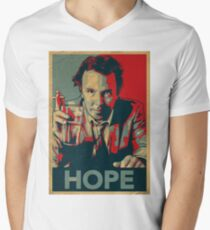 DOUG STANHOPE Men's V-Neck T-Shirt