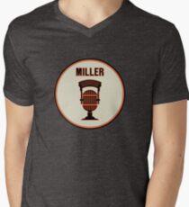 SF Giants HOF Announcer Jon Miller Pin T-Shirt