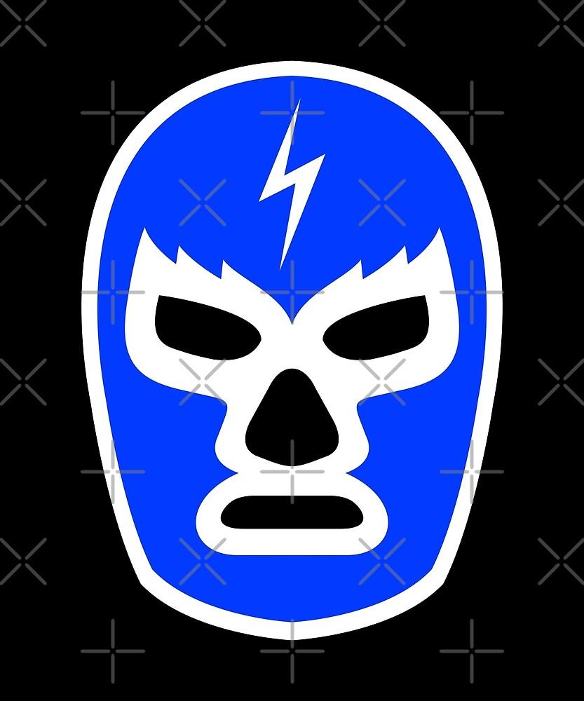 Lucha Libre Thunder by benyuart