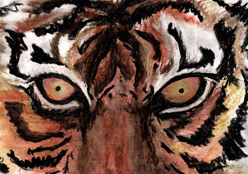 Predator Eyes  by vingt-six