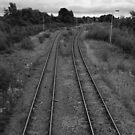 Train Tracks by perfectexposure