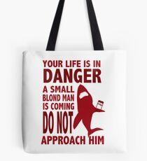 Rin    Danger Tote Bag