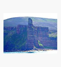 Old Man of Hoy, Hoy, Orkney Islands, Scotland Photographic Print