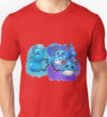 Azurill, Marill & Azumarill T-Shirt