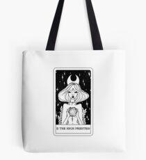 II The High Priestess Tarot Card Design  Tote Bag