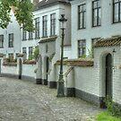 Brugge - 3, Belgium by Peter Wiggerman