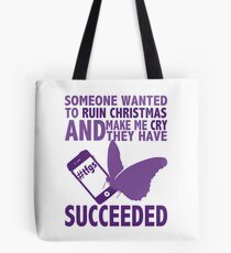 Rei || Succeeded Tote Bag