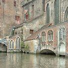Brugge - 6, Belgium by Peter Wiggerman
