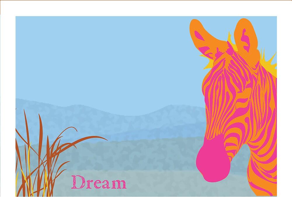African Safari - Dream by SarahBertochi