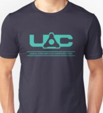UAC - Doom Turquoise T-Shirt