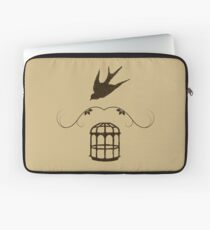 Bird or Cage Laptop Sleeve