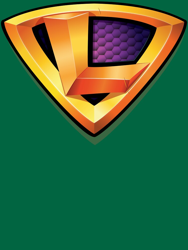Super L - Green Tee by tydal