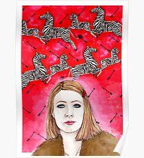 The Royal Tenenbaums - Margot Tenenbaum Poster
