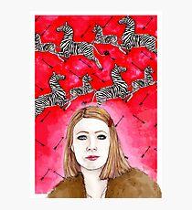 The Royal Tenenbaums - Margot Tenenbaum Photographic Print