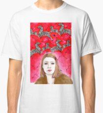 The Royal Tenenbaums - Margot Tenenbaum Classic T-Shirt