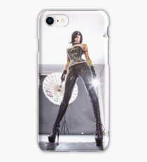 Glycerin low angle view  iPhone Case/Skin