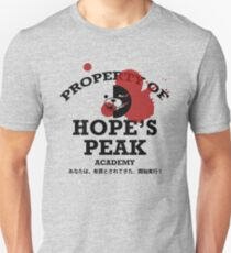 Property of Hope's Peak Academy Unisex T-Shirt