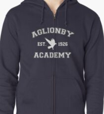 Aglionby Academy Zipped Hoodie