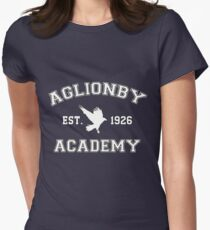 Aglionby Academy Women's Fitted T-Shirt