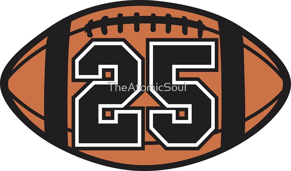 Football 25 by TheAtomicSoul