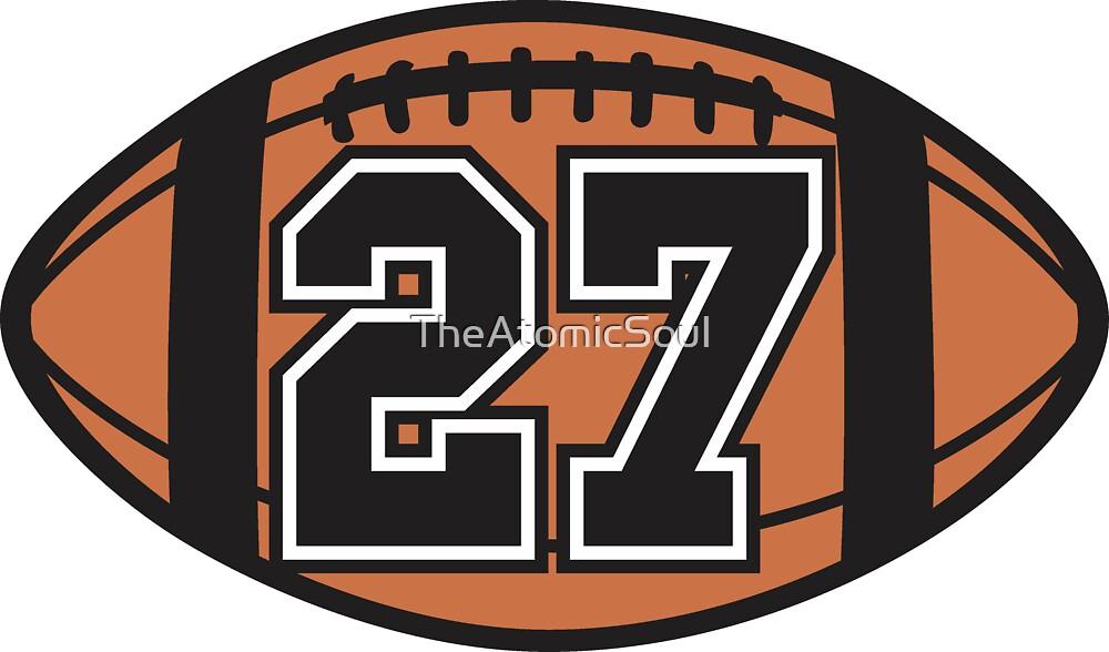 Football 27 by TheAtomicSoul