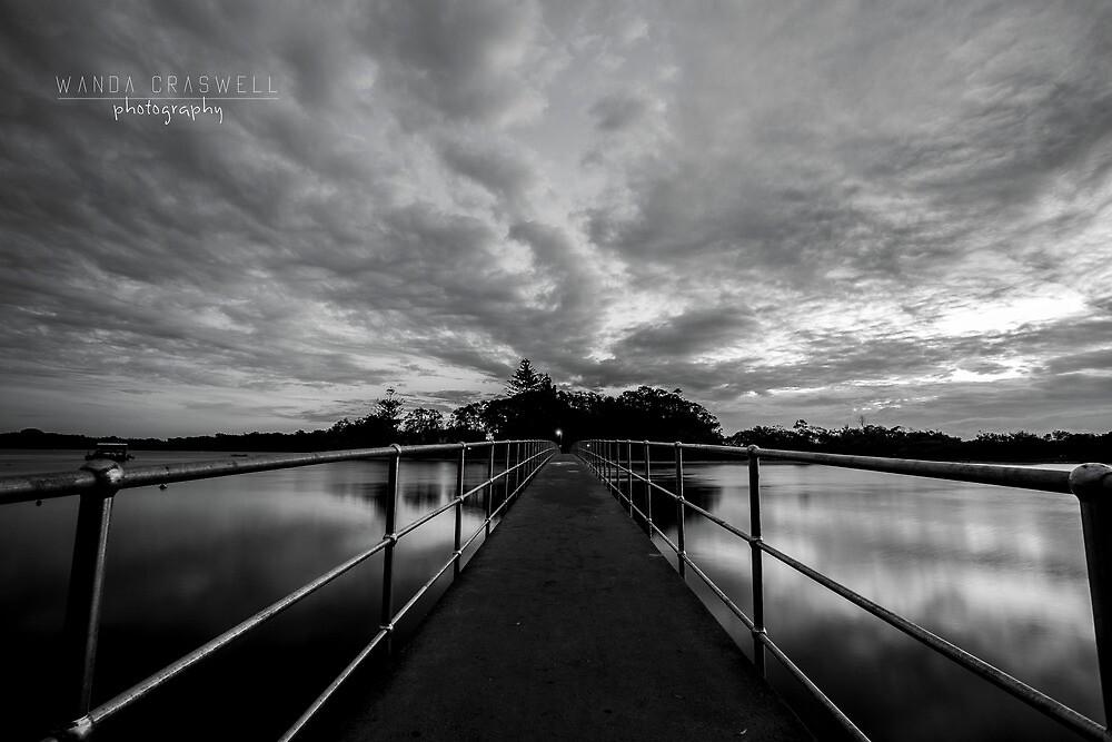 Chambers Island, Queensland by Wanda Craswell