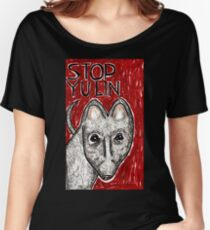 Stop Yulin Women's Relaxed Fit T-Shirt