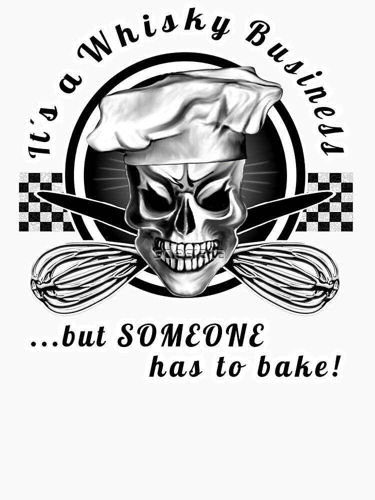 Skull Baker 3: Whisky Business by sdesiata
