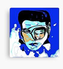 Elvis Presley Incognito Cool II Canvas Print