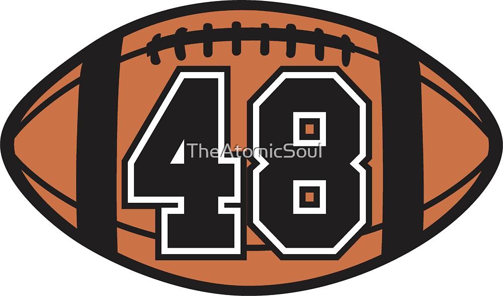 Football 48 by TheAtomicSoul