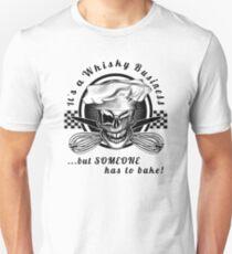 Skull Baker 6: Whisky Business T-Shirt