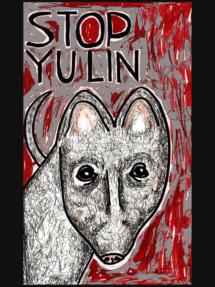 Stop Yulin by ViciousVegan