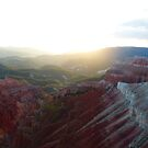 Sunset Valley at Cedar Breaks by halabilly