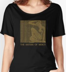 The Sisters Of Mercy - The Worlds End - Alice Women's Relaxed Fit T-Shirt
