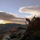 Sunset at Cedar Breaks No. 4 by halabilly