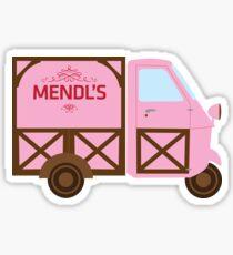 MENDLS DELIVERY Sticker